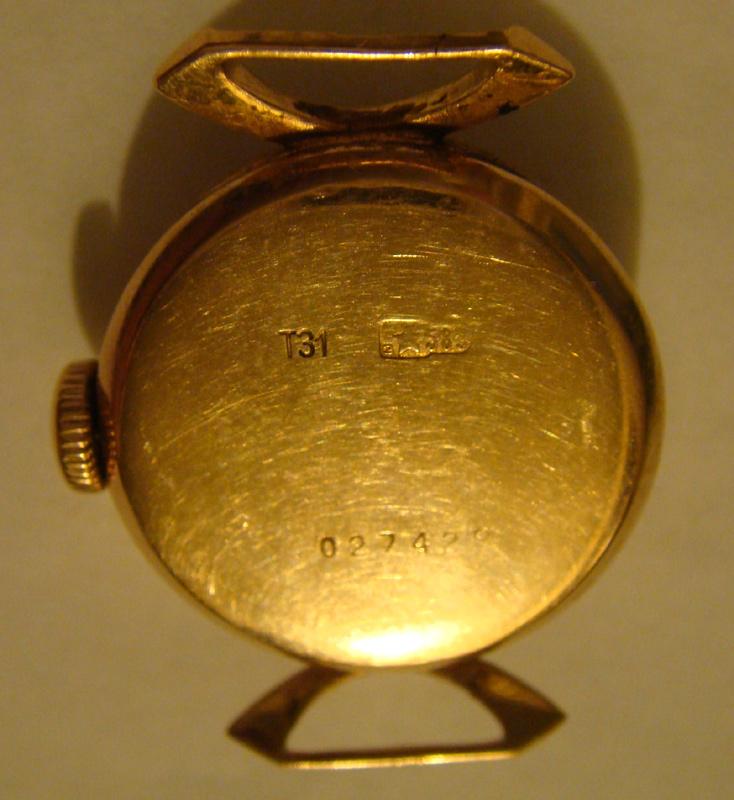 Часы Слава , женские, золото 583 пробы